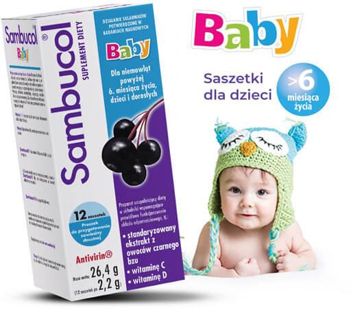 Sambucol Baby